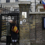 UK Embassy Says No New Post-Salisbury Deals on Russian Diplomat Numbers Reached