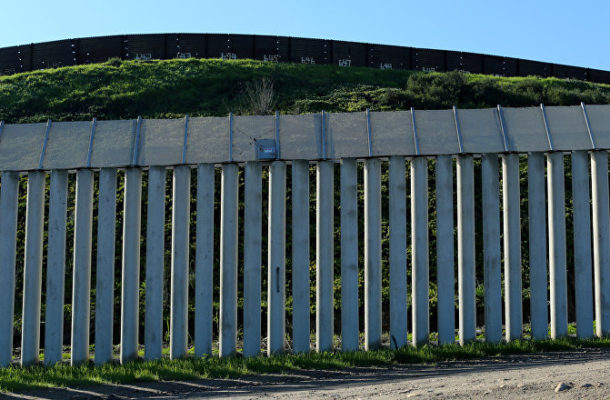 Prof on US Border Wall Construction: 'Debate Is Not About Policy But Symbolism'