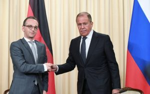 Sergei Lavrov Holds Joint Press Conference With German FM Heiko Maas (VIDEO)