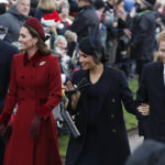 UK Media Recalls Princes' Old Spat Amid Markle-Middleton Feud Rumours