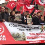 'Damn American imperialism!' Anti-Trump Rally Held in Istanbul (PHOTO, VIDEO)