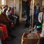 Ghana Railway Company starts a two-week free ride
