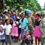 Ghana's female peacekeeping officers winning hearts, minds in DR Congo