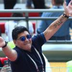 Maradona out of hospital after internal bleeding scare