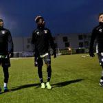 Ghanaian duo Gideon Mensah and Winfred Amoah makes Sturm Graz squad for winter training