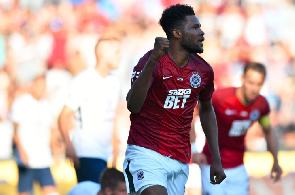 Sparta Prague reject Galatasaray's €8M bid for Benjamin Tetteh