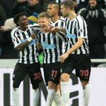 "Newcastle winger Christian Atsu savors ""massive"" victory over Manchester City"