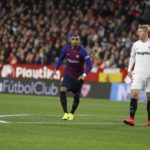 Kevin Prince Boateng makes Barça debut in defeat to Sevilla