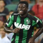 AC Milan in pole position to sign Ghanaian midfielder Alfred Duncan