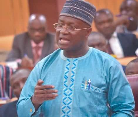 Allow BoG/SEC to crack the Whip - Majority leader to Ghanaians