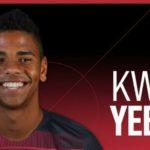 Ghanaian-born Australian striker Kwame Yeboah joins Western Sydney Wanderers