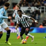 Christian Atsu stars as Newcastle stun Manchester City