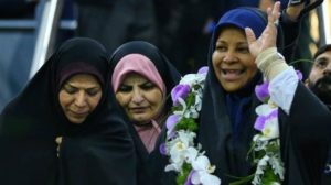 Press TV's Marzieh Hashemi welcomed back home: Photos