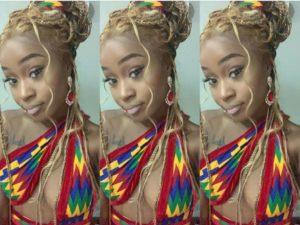 VIDEO: Efia Odo beats Akuapem Poloo to win 2018 Ghana Movie Awards 'Discovery of the Year'