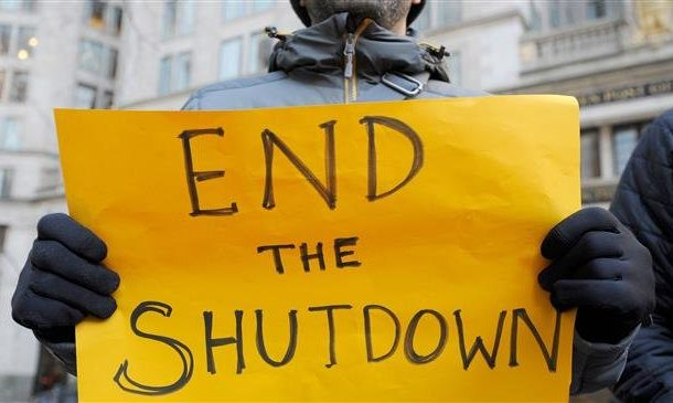 US government shutdown becomes longest in history