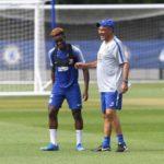 Chelsea boss Maurizio Sarri wants Callum Hudson-Odoi to stay