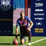 Barcelona unveil Kevin-Prince Boateng at Camp Nou