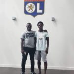 Youngster Emmanuel Danso signs for  Olympique Lyon