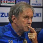 Former Ghana coach Rajevac in danger of losing Thailand job