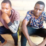 SHOCKER: 2 church guards arrested for stealing pastor's daughter's panties
