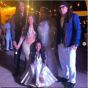 PHOTOS/VIDEO: Rapper Waka Flocka and wife hold wedding ceremony in Mexico 5-years after they got married