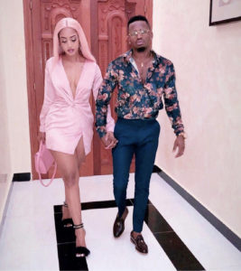 PHOTOS: Diamond Platnumz and his fiancee step out in style ahead of their February 14th wedding
