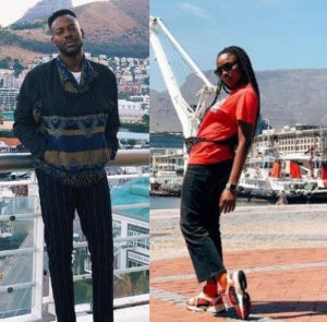 PHOTOS: Simi and Adekunle Gold share pictures of honeymoon in South Africa