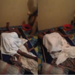 VIDEO: Married woman cries out in pain as she gets stuck with her lover during sex