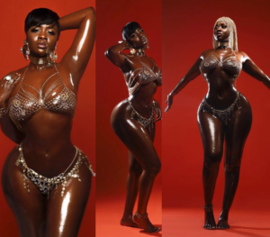 PHOTOS: 'Being sexy is a f**king curse; I literally hate my body'' - Princess Shyngle cries out