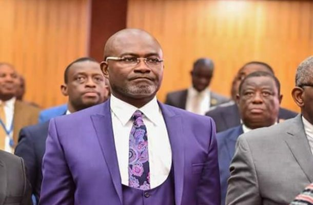 US Congressman proposes travel ban on Ken Agyapong over Anas' partner killing