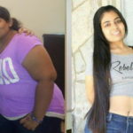 "Weight loss: ""I actually had no friends because I was 110 kilos"""