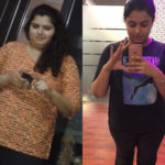 "Weight loss: ""I was scared to join college because of my weight"""
