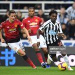 Christian Atsu impresses for Newcastle United despite 2-0 defeat to Manchester Utd