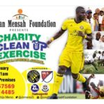 Jonathan Mensah's Foundation to clean up Dzorwulu Special School