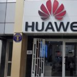 Huawei demotes workers for tweeting from an iPhone