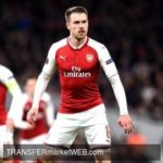 ARSENAL -Ramsey signed a pre-contract agreement