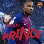 OFFICIAL: Barcelona announce Kevin-Prince Boateng loan move