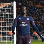 Eddie Nketiah linked to Augsburg on loan for the rest of the season