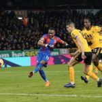 Jordan Ayew finally gets off the mark for Crystal Palace in fine style