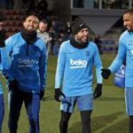 Kevin-Prince Boateng in Barca squad for Sevilla showdown today