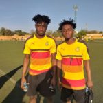 PHOTOS: Black Satellites first training session in Niger