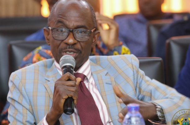 Ghana card for dev't not voting - Asiedu Nketia schools electorates