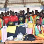 Cheetah FC donates to Special Olympics Ghana