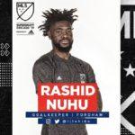Ghanaian goalkeeper joins American top-fligth giants New York Red Bulls