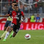 Clifford Aboagye on target for Atlas FC in win over Lobos BUAP