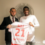 Razak Brimah wishes Baba Rahman well after Stade de Reims move
