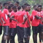 Inter Allies to resume training on Tuesday
