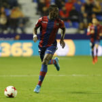 Emmanuel Boateng features as Sevilla thump Levante 5-0 in La Liga
