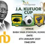 Normalization Committee throw weight of support behind J.A Kufuor Cup