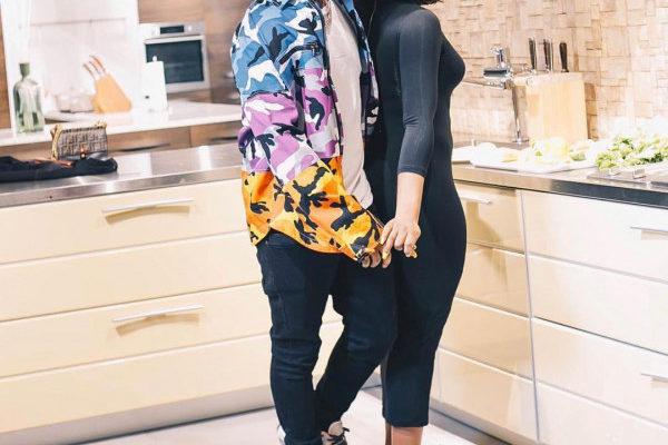 Davido and fiancé, Chioma's unborn son bags massive endorsement deal